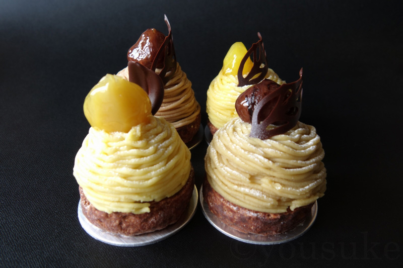 best service 232b3 8af29 FIORENTINA PASTRY BOUTIQUE(六本木): とりあえずモンブラン♪